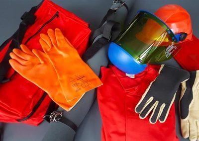 Persönliche Schutzausrüstungen
