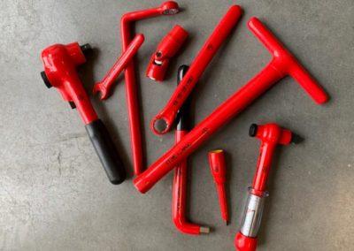 Werkzeuge & Werkzeugausstattung